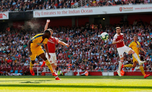 Nhìn lại trận derby thua đắng của Arsenal trước Crystal Palace - 5