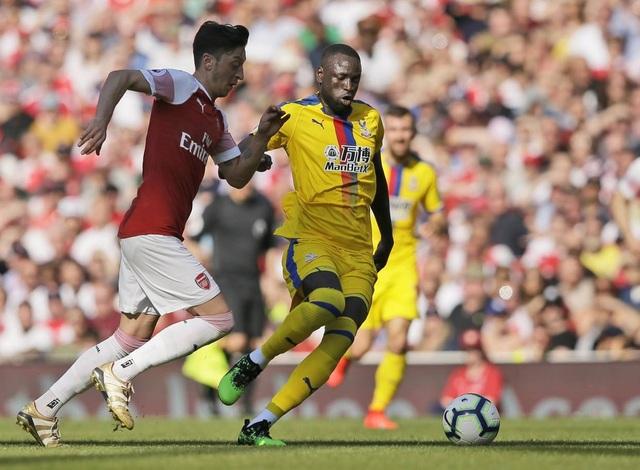 Nhìn lại trận derby thua đắng của Arsenal trước Crystal Palace - 7