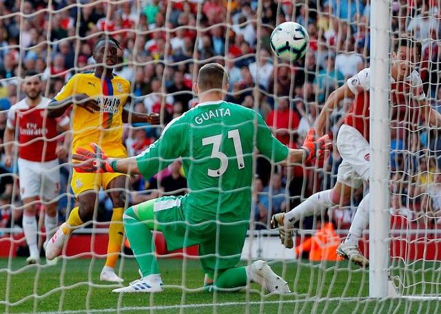Nhìn lại trận derby thua đắng của Arsenal trước Crystal Palace - 10