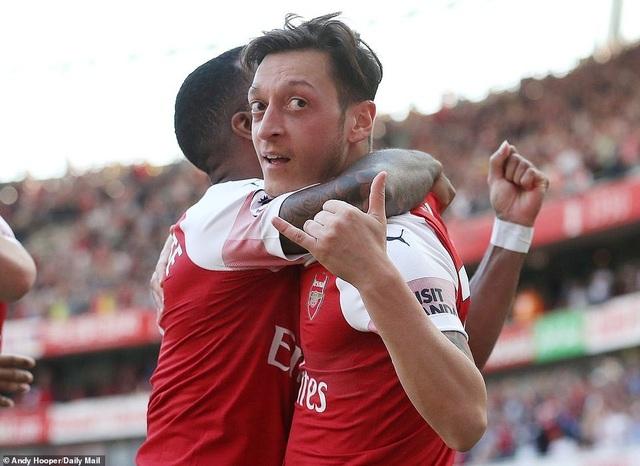 Nhìn lại trận derby thua đắng của Arsenal trước Crystal Palace - 11