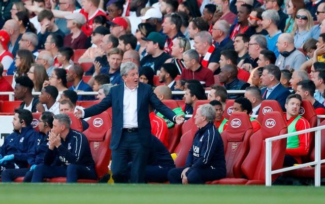 Nhìn lại trận derby thua đắng của Arsenal trước Crystal Palace - 12