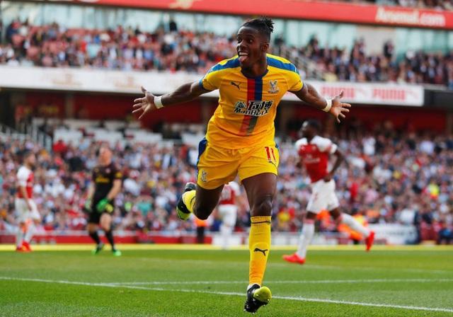Nhìn lại trận derby thua đắng của Arsenal trước Crystal Palace - 15