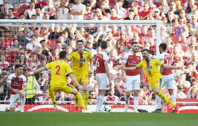 Nhìn lại trận derby thua đắng của Arsenal trước Crystal Palace - 17
