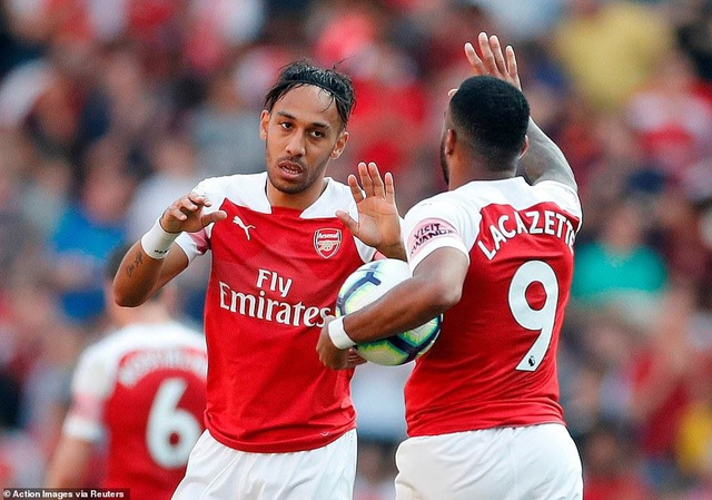 Nhìn lại trận derby thua đắng của Arsenal trước Crystal Palace - 19