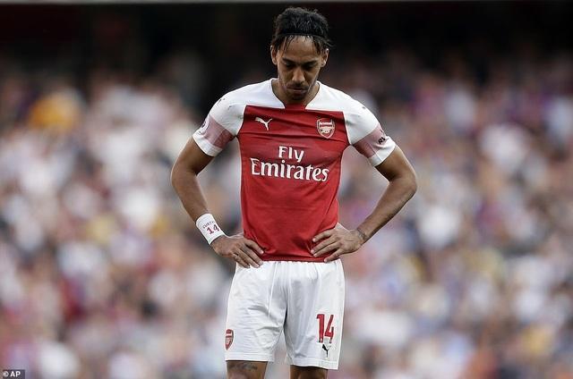 Nhìn lại trận derby thua đắng của Arsenal trước Crystal Palace - 20