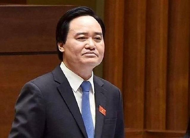 Bộ trưởng Phùng Xuân Nhạ: Đưa ra khỏi ngành cán bộ, giáo viên liên quan đến gian lận thi cử - 1