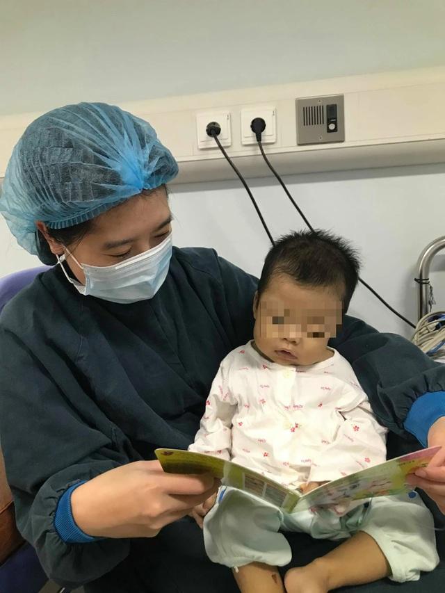 Ca ghép gan cho bệnh nhi nhỏ tuổi, có cân nặng thấp nhất được thực hiện tại Việt Nam - 2