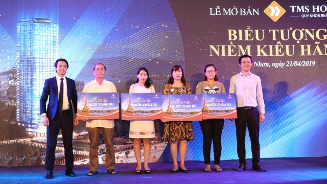 """Ca sĩ Đan Trường """"đốn tim"""" khán giả tại lễ mở bán TMS Hotel Quy Nhon Beach - 1"""