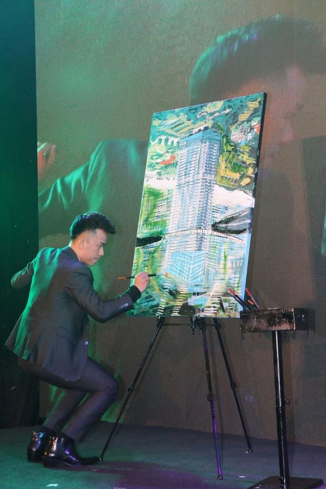 """Ca sĩ Đan Trường """"đốn tim"""" khán giả tại lễ mở bán TMS Hotel Quy Nhon Beach - 2"""