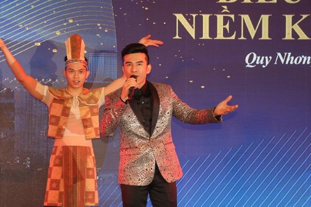 """Ca sĩ Đan Trường """"đốn tim"""" khán giả tại lễ mở bán TMS Hotel Quy Nhon Beach - 3"""