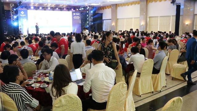 """Ca sĩ Đan Trường """"đốn tim"""" khán giả tại lễ mở bán TMS Hotel Quy Nhon Beach - 4"""