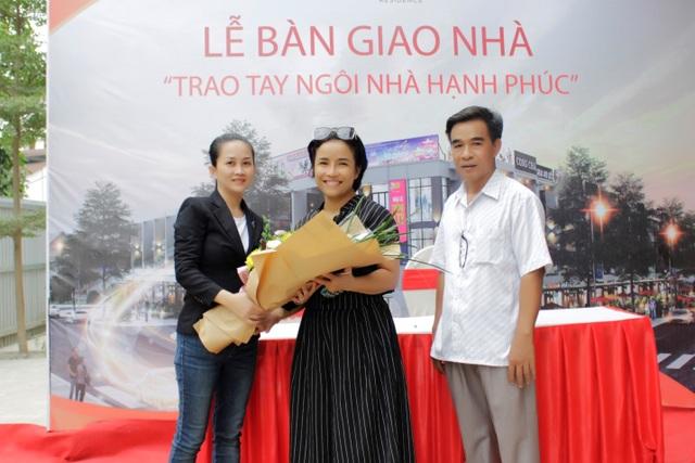 Đất Xanh Đông Nam Bộ tiếp tục bàn giao nhà phố Sunshine Residence theo đúng tiến độ cam kết - 2