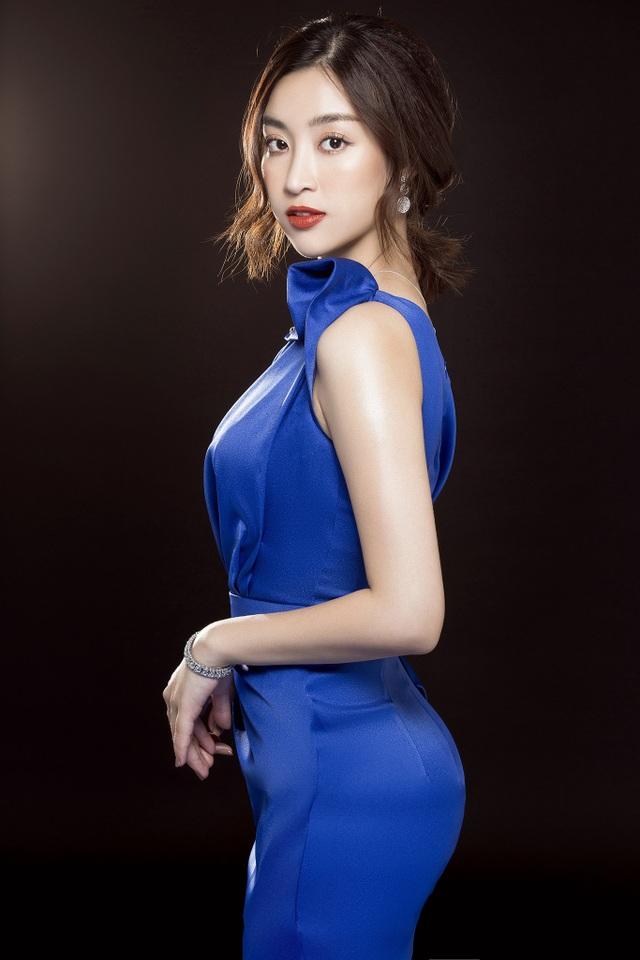 """Vẻ quyến rũ của """"Hoa hậu nghèo nhất trong các Hoa hậu"""" khi trở thành MC VTV - 9"""