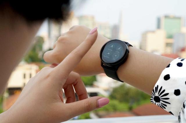 Những tính năng khiến Galaxy Watch Active trở thành món phụ kiện không thể không có của giới trẻ Việt - 2