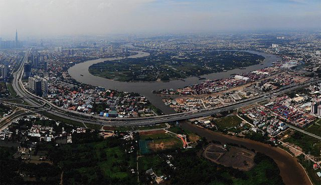 """Bốn quốc gia """"góp sức"""" thúc đẩy đầu tư cơ sở hạ tầng Việt Nam - 1"""