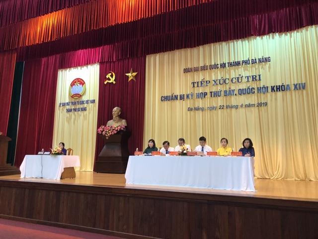 Bí thư Đà Nẵng: Sẽ rà soát tất cả dự án ven bờ sông Hàn - 1