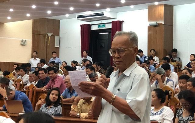 Bí thư Đà Nẵng: Sẽ rà soát tất cả dự án ven bờ sông Hàn - 2