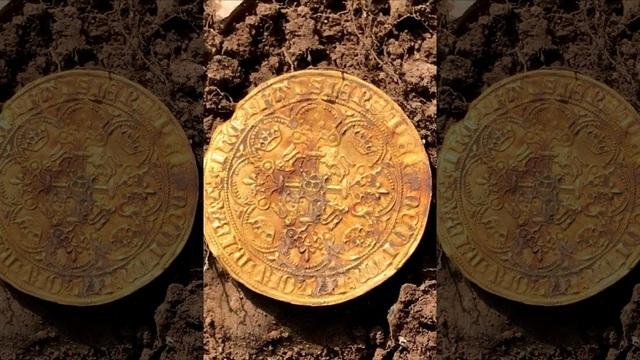 Đào được kho báu đầy tiền vàng từ thế kỷ 14 trị giá gần 5 tỷ đồng - 2