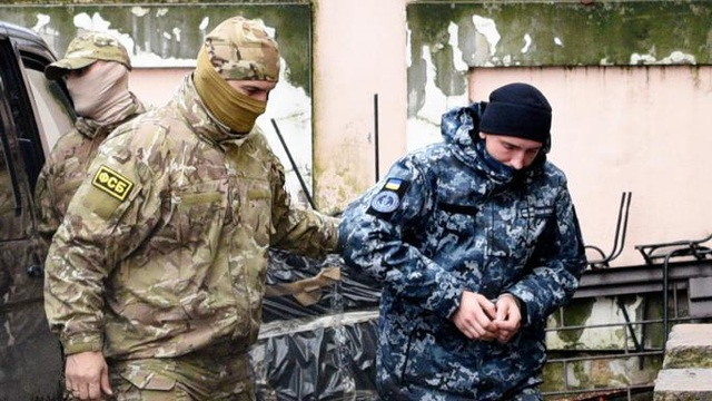 Nga lên tiếng về số phận 24 thủy thủ Ukraine bị bắt giữ - 2