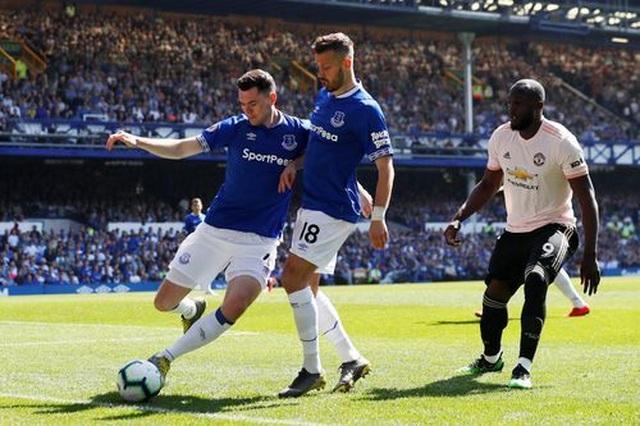 Những khoảnh khắc tan nát của Man Utd trước sức mạnh của Everton - 2