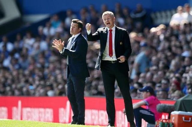 Những khoảnh khắc tan nát của Man Utd trước sức mạnh của Everton - 7