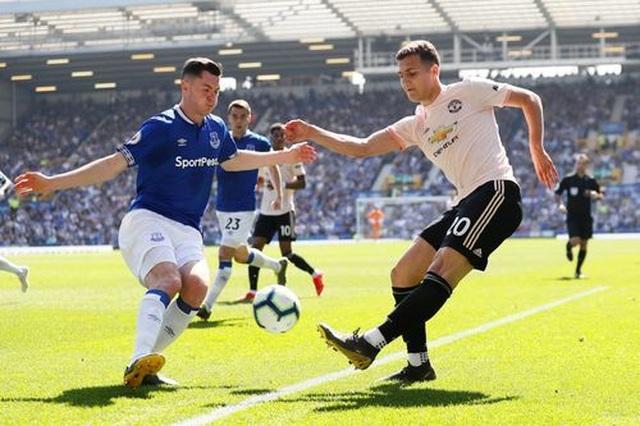 Cầu thủ Man Utd tệ hại như thế nào ở trận thua Everton? - 3