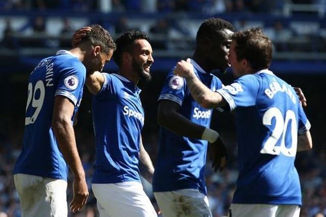 Những khoảnh khắc tan nát của Man Utd trước sức mạnh của Everton - 19