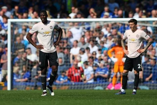 Những khoảnh khắc tan nát của Man Utd trước sức mạnh của Everton - 20