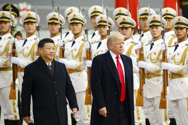 Mặt trận mới trong cuộc đối đầu Mỹ - Trung - 1
