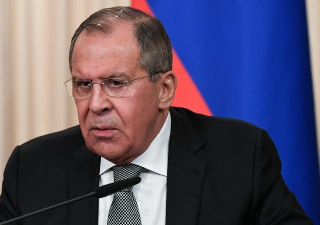 """Nga chỉ trích Mỹ """"hai mặt"""" trong cuộc khủng hoảng Venezuela - 1"""