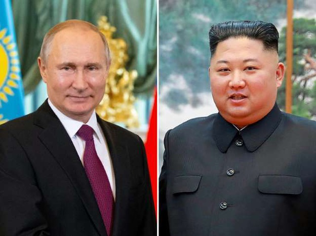 Ông Kim Jong-un có thể đi chuyến tàu đặc biệt, thăm hạm đội hải quân Nga - 1