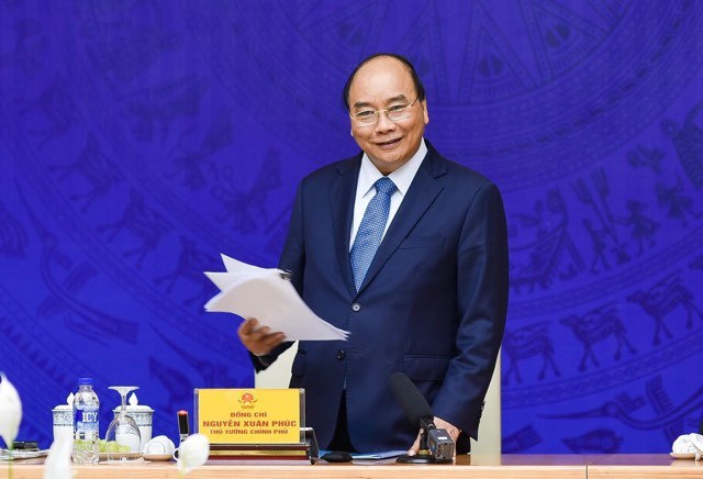 """Thủ tướng sẽ dự Diễn đàn """"Vành đai và Con đường"""" tại Trung Quốc - 1"""