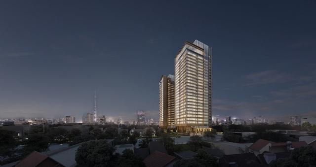 Hongkong Land ra mắt dự án căn hộ hạng sang mới nhất tại TP.HCM - 1