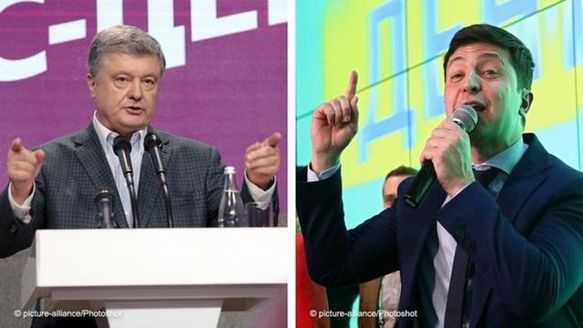 Tổng thống tương lai của Ukraine: Từ phim trường đến chính trường - 2