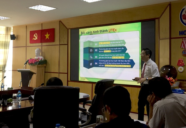 Trường ĐH công lập đầu tiên đào tạo trực tuyến - 1