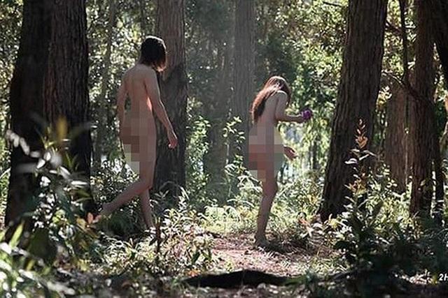 Xử lý cặp đôi chụp ảnh khỏa thân tại Đà Lạt: Khó đưa ra hình thức xử phạt? - 1