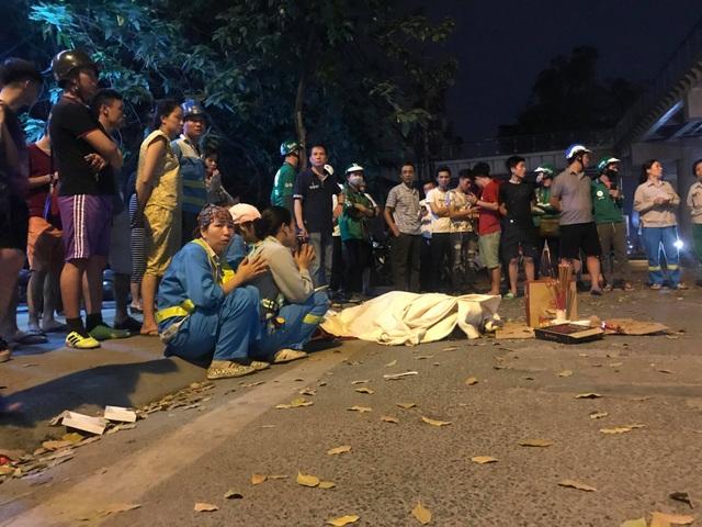 Vụ xe điên đâm hàng loạt phương tiện ở Hà Nội: Tài xế có nồng độ cồn quá cao - 2