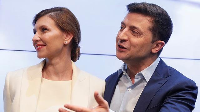 """""""Bóng hồng"""" quyền lực đứng sau diễn viên hài đắc cử tổng thống Ukraine - 6"""