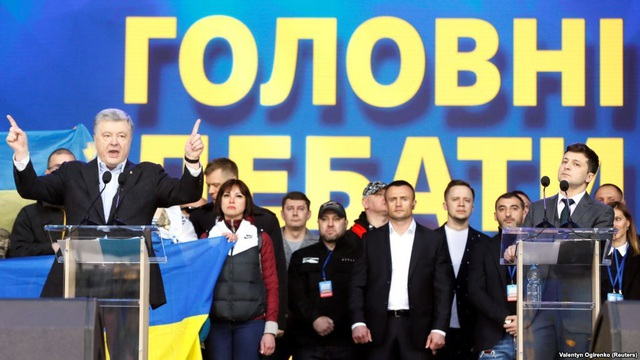 Chuyện đời như phim của diễn viên hài thắng cử tổng thống Ukraine - 2