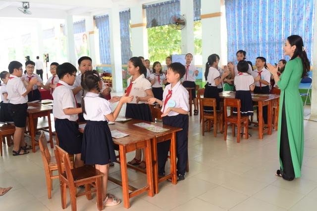 ATGT ở trẻ tiểu học: Khi các cuộc thi tìm hiểu phát huy hết vai trò - 2