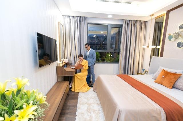 Hàng trăm khách hàng kinh ngạc với vẻ đẹp huyền ảo căn hộ Opal Boulevard - 3