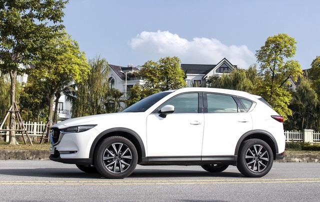Bất ngờ với giá bán Mazda CX-5 sau ưu đãi - 1