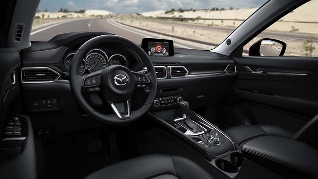 Bất ngờ với giá bán Mazda CX-5 sau ưu đãi - 2