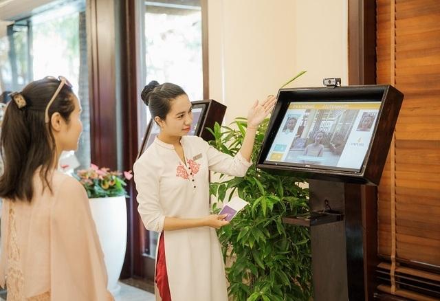 """Đua nhau """"check in"""" tại khách sạn áp dụng công nghệ nhận dạng đầu tiên tại Việt Nam - 3"""
