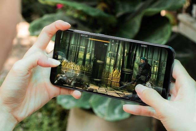Bí quyết giúp game thủ leo level vun vút cùng Galaxy A50 - 2