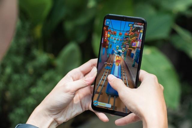 Bí quyết giúp game thủ leo level vun vút cùng Galaxy A50 - 3