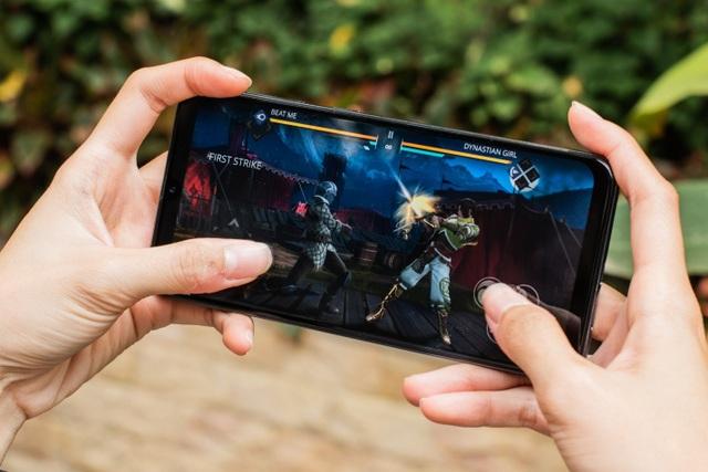 Bí quyết giúp game thủ leo level vun vút cùng Galaxy A50 - 4