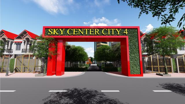 Sky Center City 4 – Cơ hội đầu tư vàng -  Đón đầu thành phố công nghiệp - 2