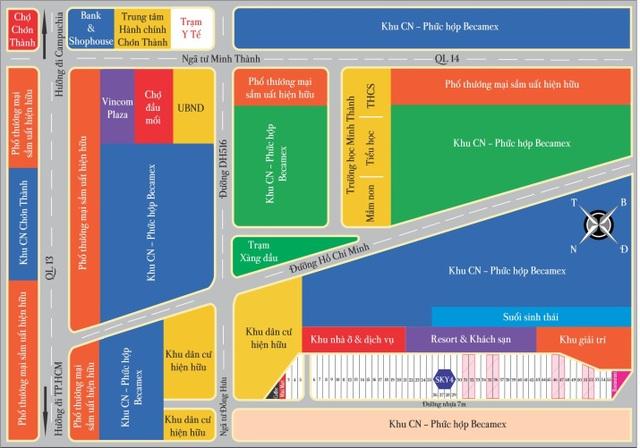Sky Center City 4 – Cơ hội đầu tư vàng -  Đón đầu thành phố công nghiệp - 4
