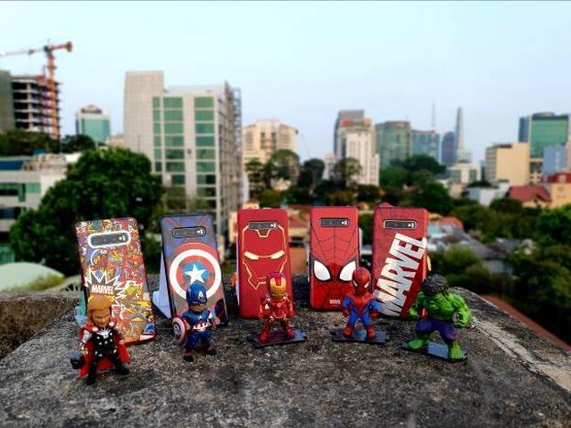Muôn kiểu chào đón Avengers: Endgame của fan Marvel khắp thế giới - 3